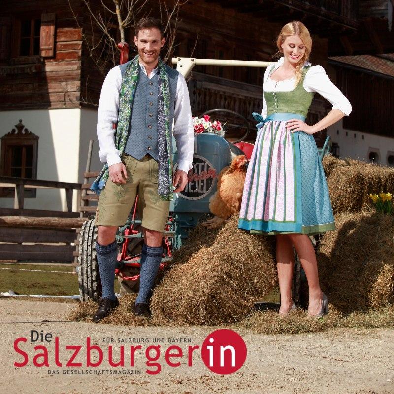 Die Salzburgerin